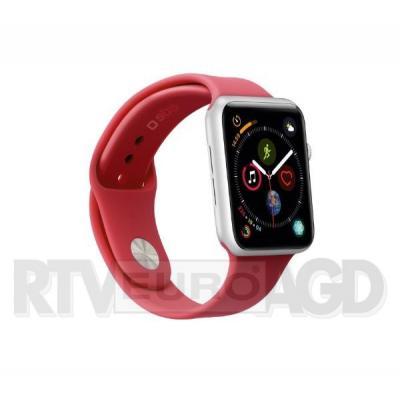 SBS pasek do Apple Watch 44mm S (czerwony)