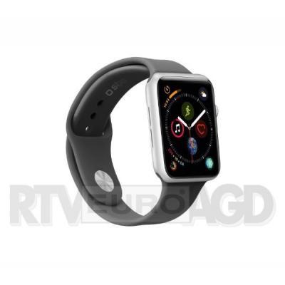 SBS pasek do Apple Watch 44mm M (czarny)