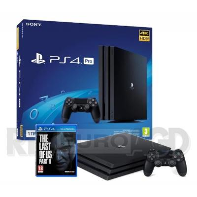 Sony PlayStation 4 Pro 1TB + The Last of Us Part II