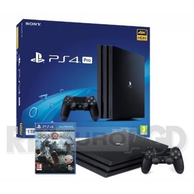 Sony PlayStation 4 Pro 1TB + God of War