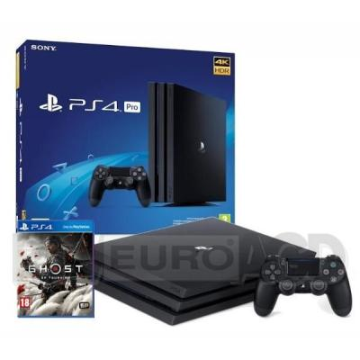 Sony PlayStation 4 Pro 1TB + Ghost of Tsushima