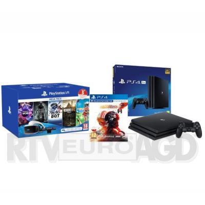 Sony PlayStation 4 Pro 1TB + Star Wars Squadrons + VR Megapack