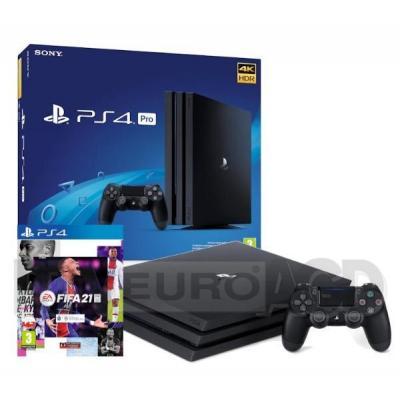 Sony PlayStation 4 Pro 1TB + Fifa 21