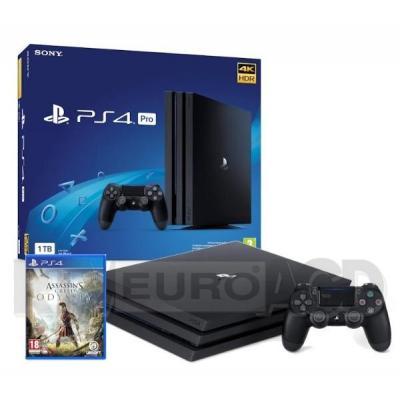 Sony PlayStation 4 Pro 1TB + Assassins Creed Odyssey