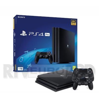 Sony PlayStation 4 Pro 1TB + 2 pady