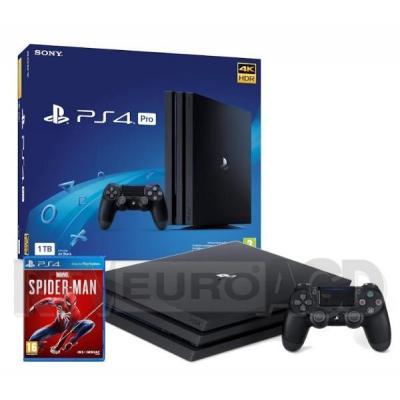 Sony PlayStation 4 Pro 1TB + Marvel's Spider-Man