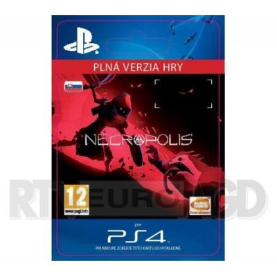 NECROPOLIS: A Diabolical Dungeon Delve [kod aktywacyjny] PS4