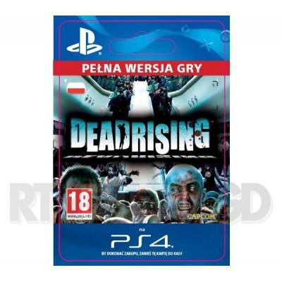 Dead Rising [kod aktywacyjny] PS4