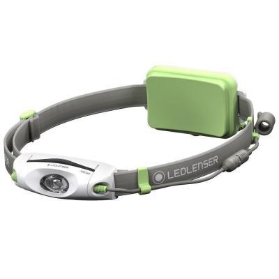 Latarka czołowa ledlenser neo 6r (500919) green