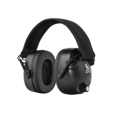 Słuchawki realhunter active czarne