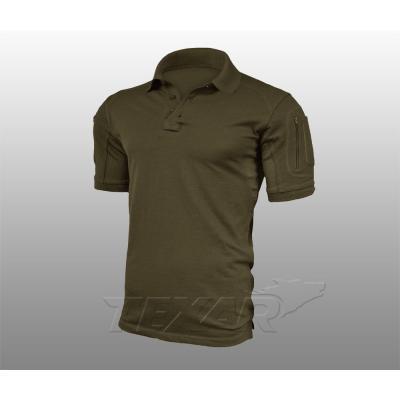 Koszulka polo texar elite pro olive - m