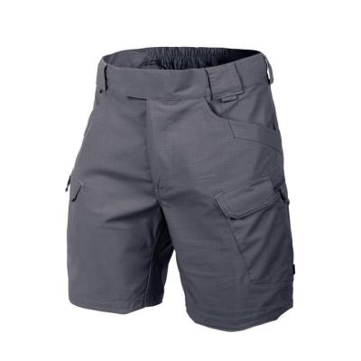 "Spodnie uts (urban tactical shorts) 8.5"" - polycotton ripstop - shadow grey - s (sp-uts-pr-35-b03)"