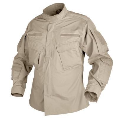 Bluza helikon cpu - cotton ripstop - beż-khaki  - xs/regular (bl-cpu-cr-13-b02)