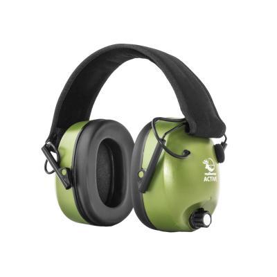 Słuchawki realhunter active oliwkowe (258-013)