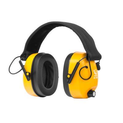 Słuchawki realhunter active pomarańczowe (258-028)