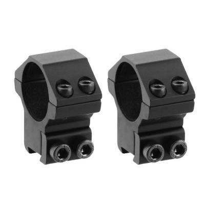 Montaż dwuczęściowy średni 30mm/11mm leapers (072-049)