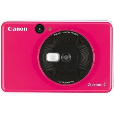 Produkt z outletu: Aparat natychmiastowy CANON Zoemini C Różowy