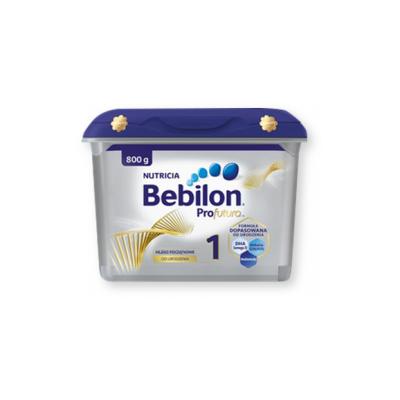 Bebilon Profutura 1, mleko początkowe od urodzenia, proszek, 800 g