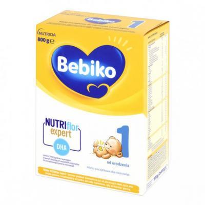 Bebiko 1, mleko początkowe od urodzenia, proszek, 800 g