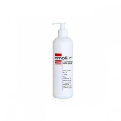 Emolium Dermocare, kremowy żel do mycia, 400 ml