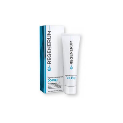Regenerum, regeneracyjne serum do pięt, 30 g