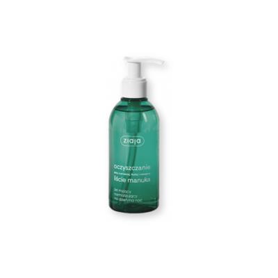 Ziaja Liście Manuka-Oczyszczanie, żel myjący, normalizujący, 200 ml