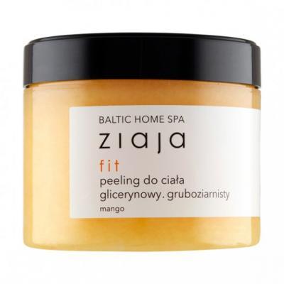 Ziaja Baltic Home Spa Fit, peeling do ciała glicerynowy, gruboziarnisty, 300 ml