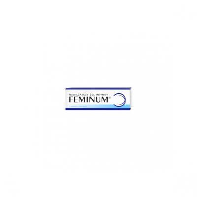 Feminum, nawilżający żel intymny dla kobiet, 40 g