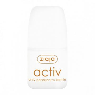 Ziaja Activ, antyperspirant w kremie, roll-on, 60 ml