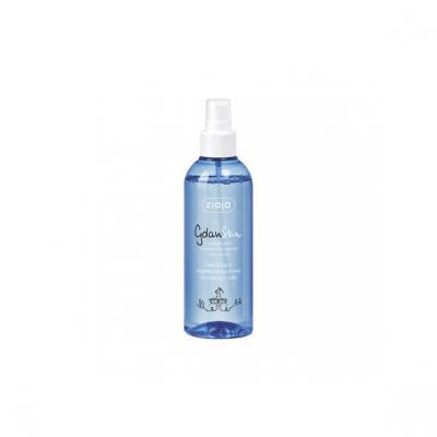 Ziaja GdanSkin, skóra&woda, nawilżająca mgiełka zapachowa do twarzy i ciała, 200 ml