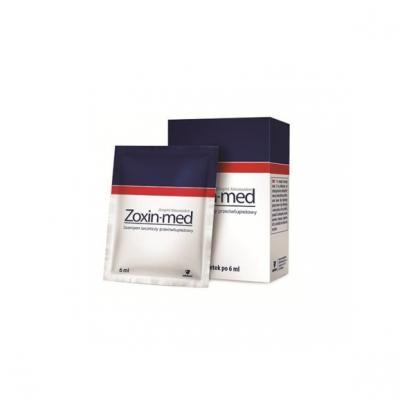 Zoxin-med 0,02 g/ml 6 x 6ml.