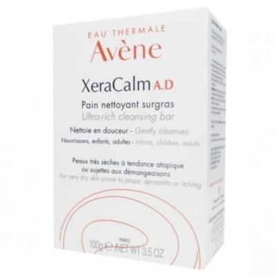 Avene Eau Thermale XeraCalm A.D, kostka myjąca, 100 g