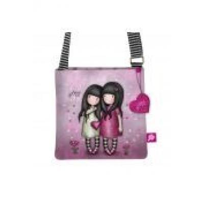 Mała torba na ramię - gorjuss sparkle & bloom