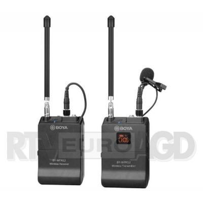 Boya Zestaw mikrofonowy bezprzewodowy BY-WFM12