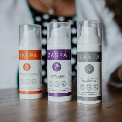 ZASPA Trio - Active & Soft Skin & Hipoalergiczny