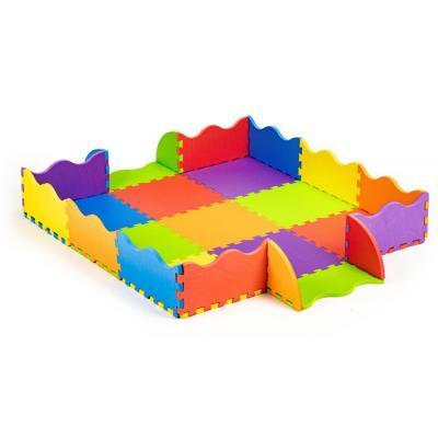 Mata piankowa z płotkiem, puzzle, 25 elementów