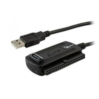Gembird Adapter USB2.0 do IDE/SATA/2.5'/3.5'z zasilaczem