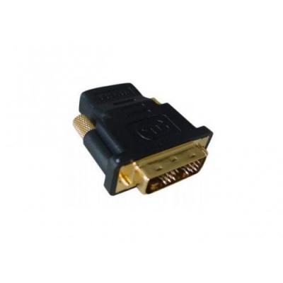 Gembird Adapter HDMI(F)->DVI(M) pozłacane końcówki