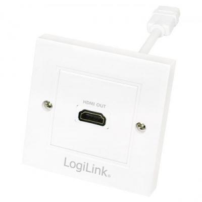 LogiLink Gniazdo 1xHDMI