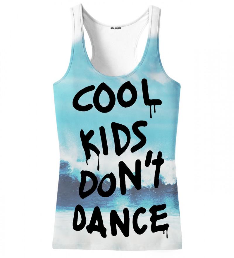 bluza z napisem cool kids don't dance