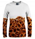 Pretzells women sweatshirt