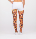 leggings with pretzells motive