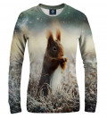 The Squirrel women sweatshirt