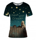 Dreaming women t-shirt