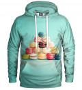 Bluza z kapturem Macarons