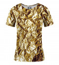 T-shirt damski Golden