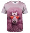 Pink puddle T-shirt