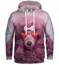 Pink puddle Hoodie
