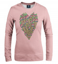 Bluza damska Ice-cream heart