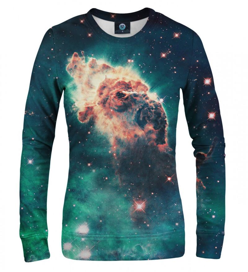 bluza z motywem galaxy